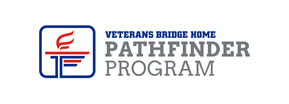 Veterans Bridge Home, Pathfinders Program logo